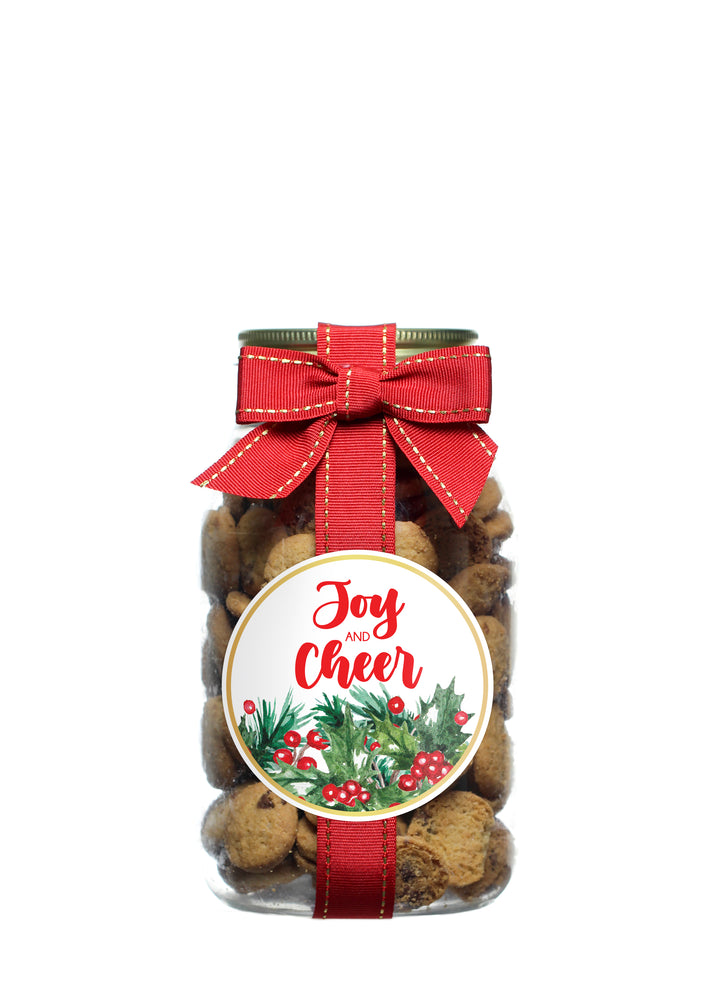 Chocolate Chip - Joy and Cheer