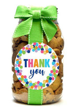 Chocolate Chip - Multi Dot Thank You