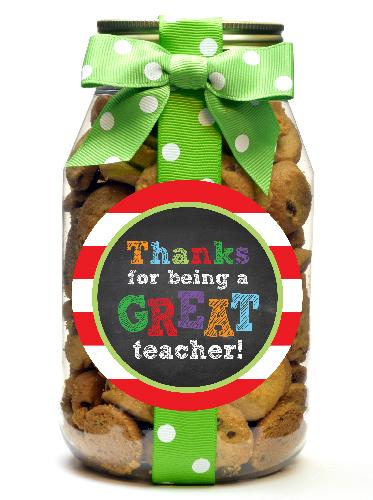 Chocolate Chip - Thanks for Being a Great Teacher