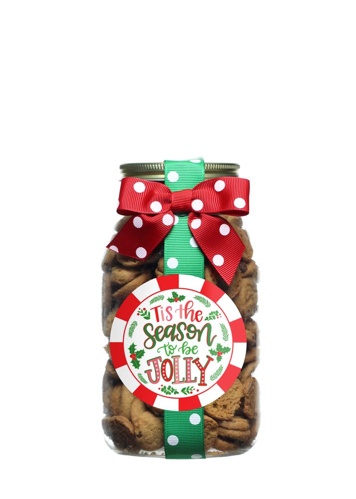 Chocolate Chip - Tis the Season to be Jolly