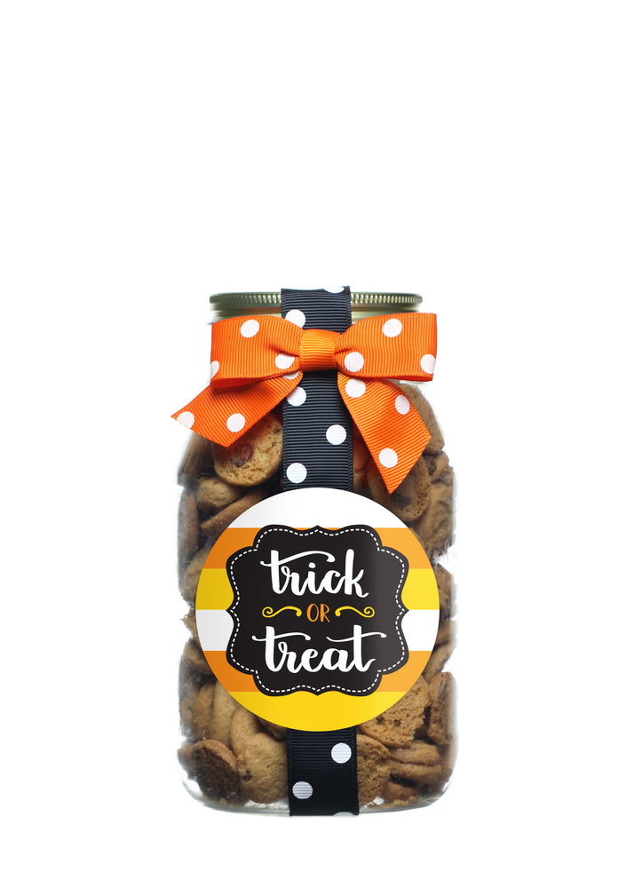 Chocolate Chip - Trick or Treat Candy Corn