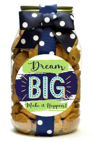 Chocolate Chip - Dream Big Make it Happen