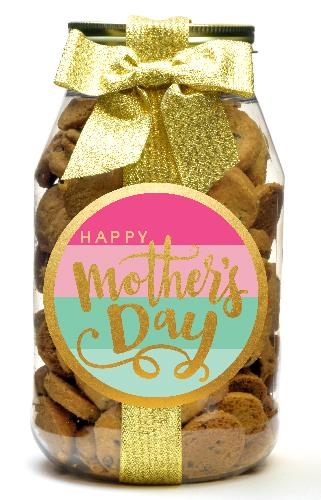Chocolate Chip - Mother's Day Stripe