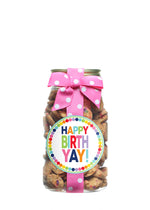 Confetti Cupcake - Rainbow Dot Happy Birthday