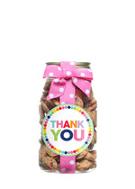 Confetti Cupcake - Rainbow Dot Thank You
