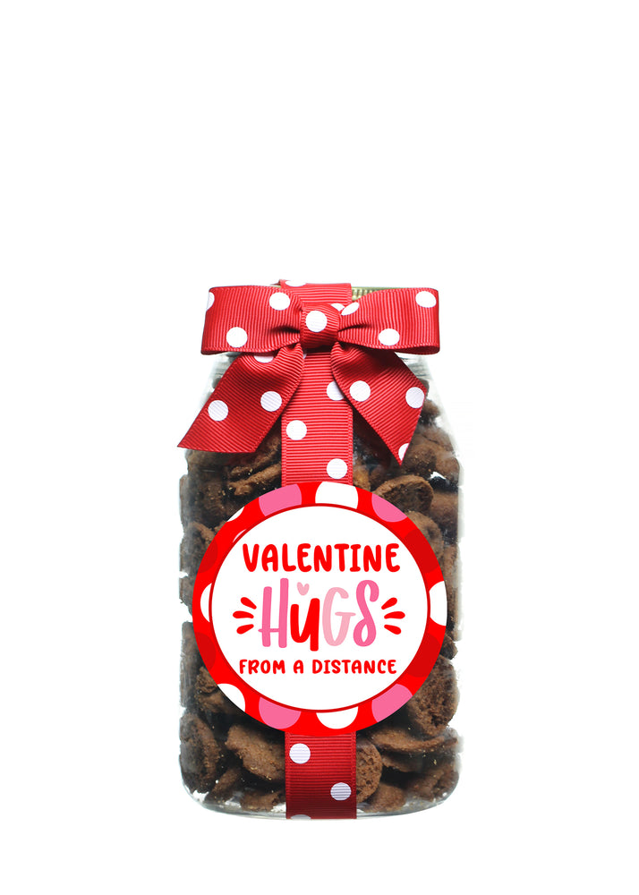 Brownie Crisp - Valentine's Day Hugs