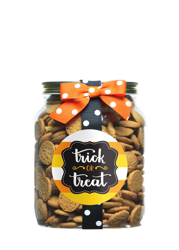 Whipped Butter - Trick or Treat Candy Corn