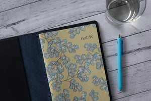 A5 Notebook Cover - Navy