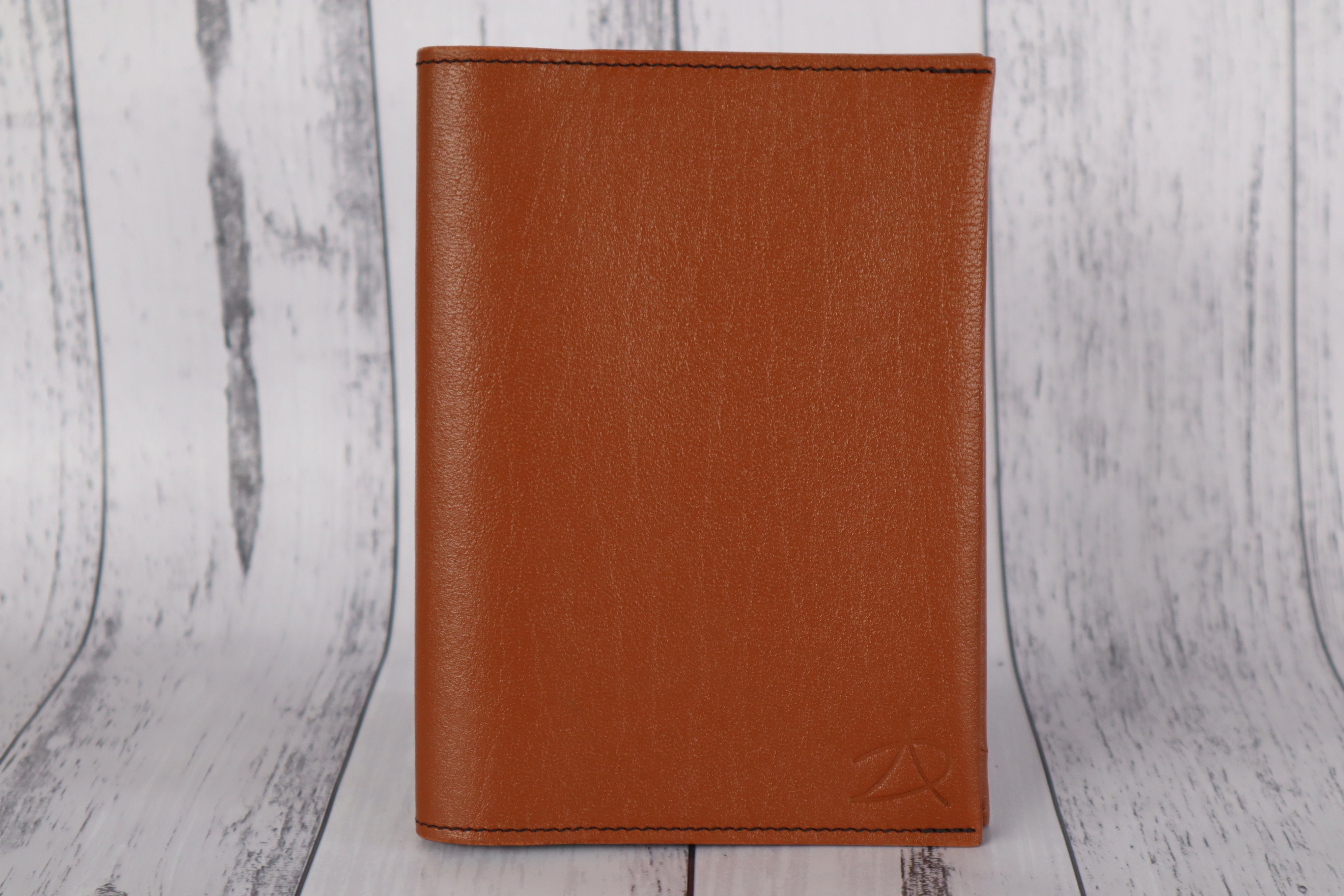 A6 Notebook Cover - Tan