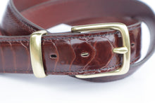 Load image into Gallery viewer, Belt - Ostrich Leather
