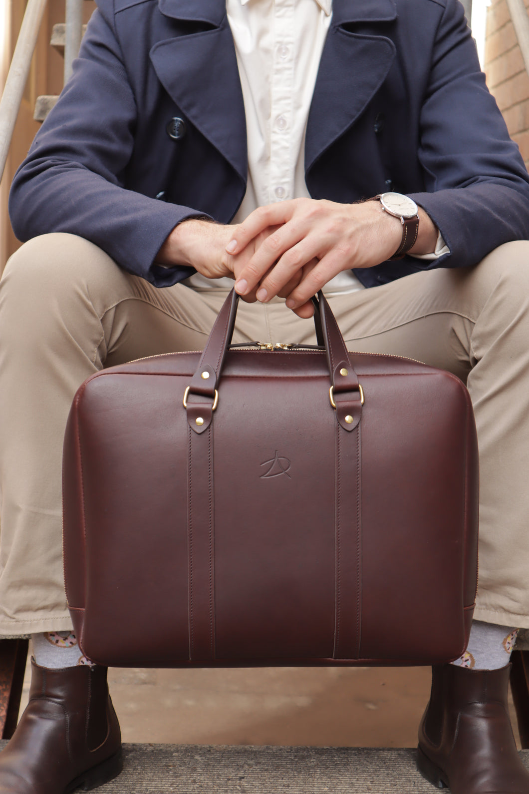 Briefcase - Leather