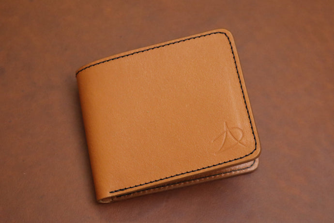Men's Wallet -Tan