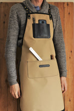 Load image into Gallery viewer, Apron - Sand and Black