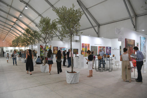 Afikaris at the Beirut Art Fair