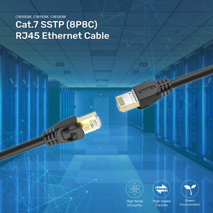 Cat 7 SSTP RJ45 (8P8C) Ethernet Cable
