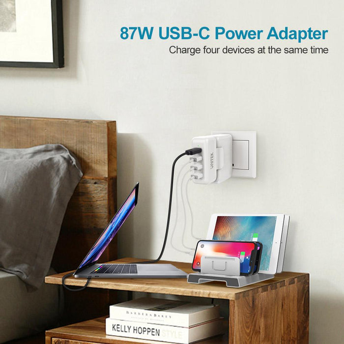 TRAVEL GO Portable Power Expansion for Apple USB C Power Adapter