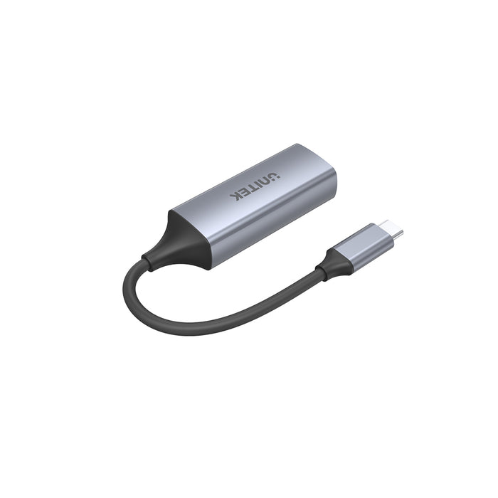 USB-C to Gigabit Ethernet 5Gbps Aluminium Adapter