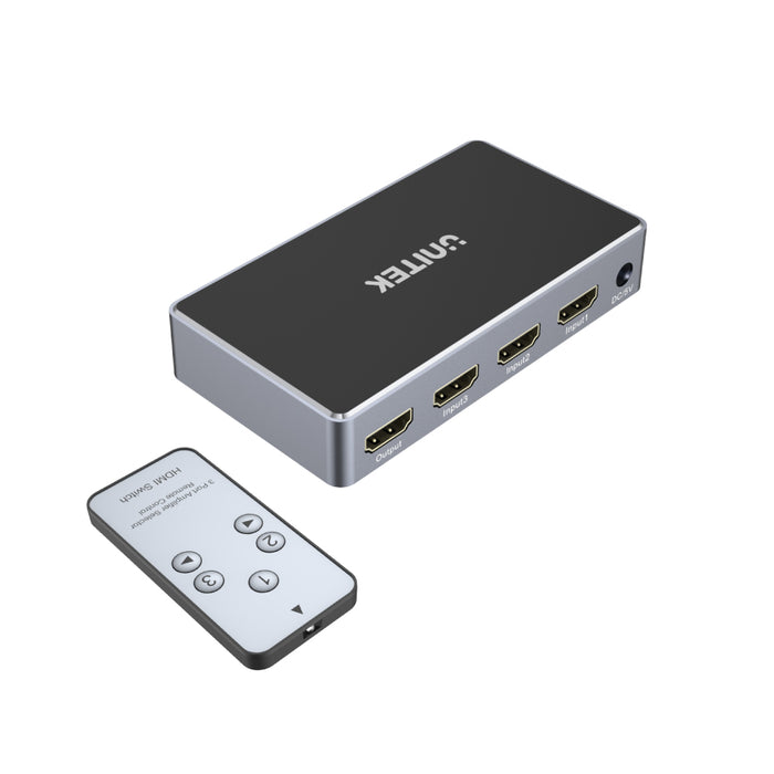4K HDMI Switch 3 In 1 Out