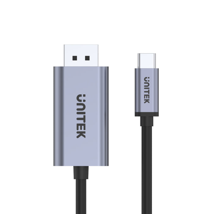 4K 60Hz USB-C to DisplayPort 1.2 Cable