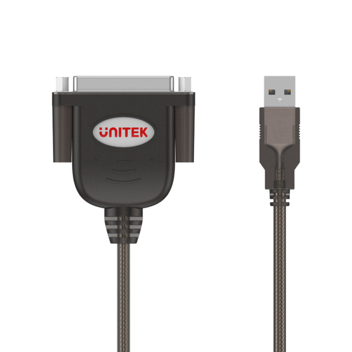 USB to Parallel DB25 Cable