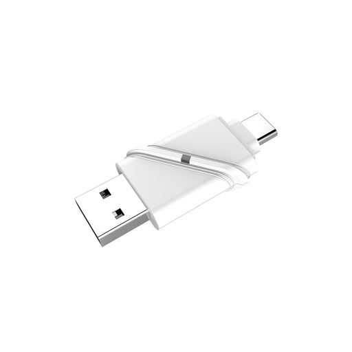 USB3.1 Type-C/A Micro SD Card Reader