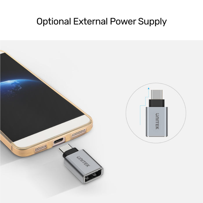 USB C to USB A 5Gbps Adapter