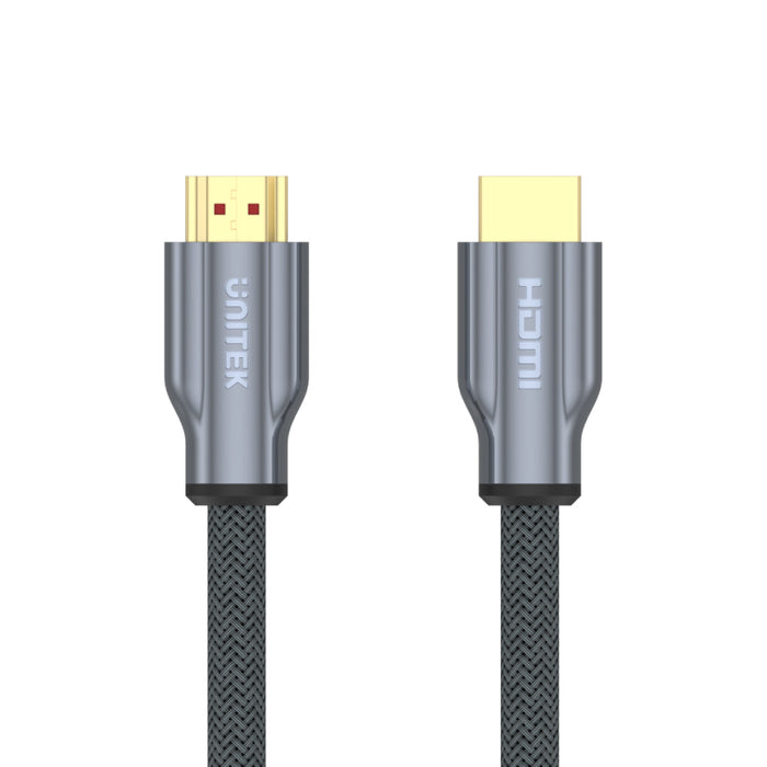 4K 60Hz HDMI 2.0 High Speed Zinc Alloy Cable