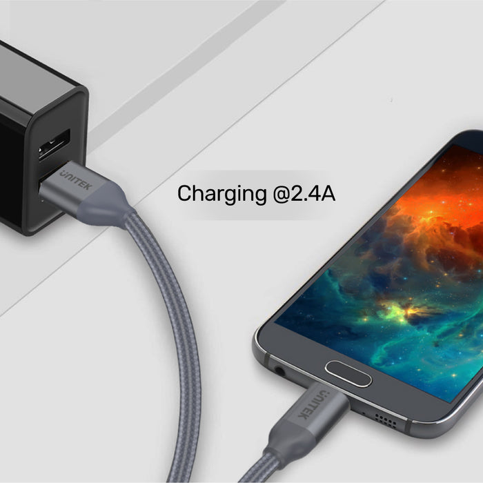 USB-A to USB-C Cable