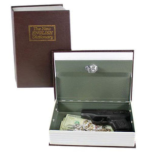 【Limted Sales: 50% OFF & Shipping】BOOKSAFE™ HIDDEN SECURITY SAFE