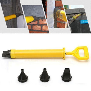 Handy Mortar Pointing Grouting Cement Pump with 4 Nozzles for Cement Lime