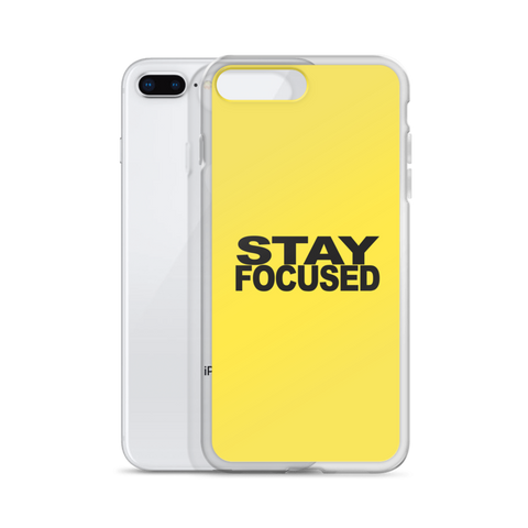 StayFocused Phone Case Collection I