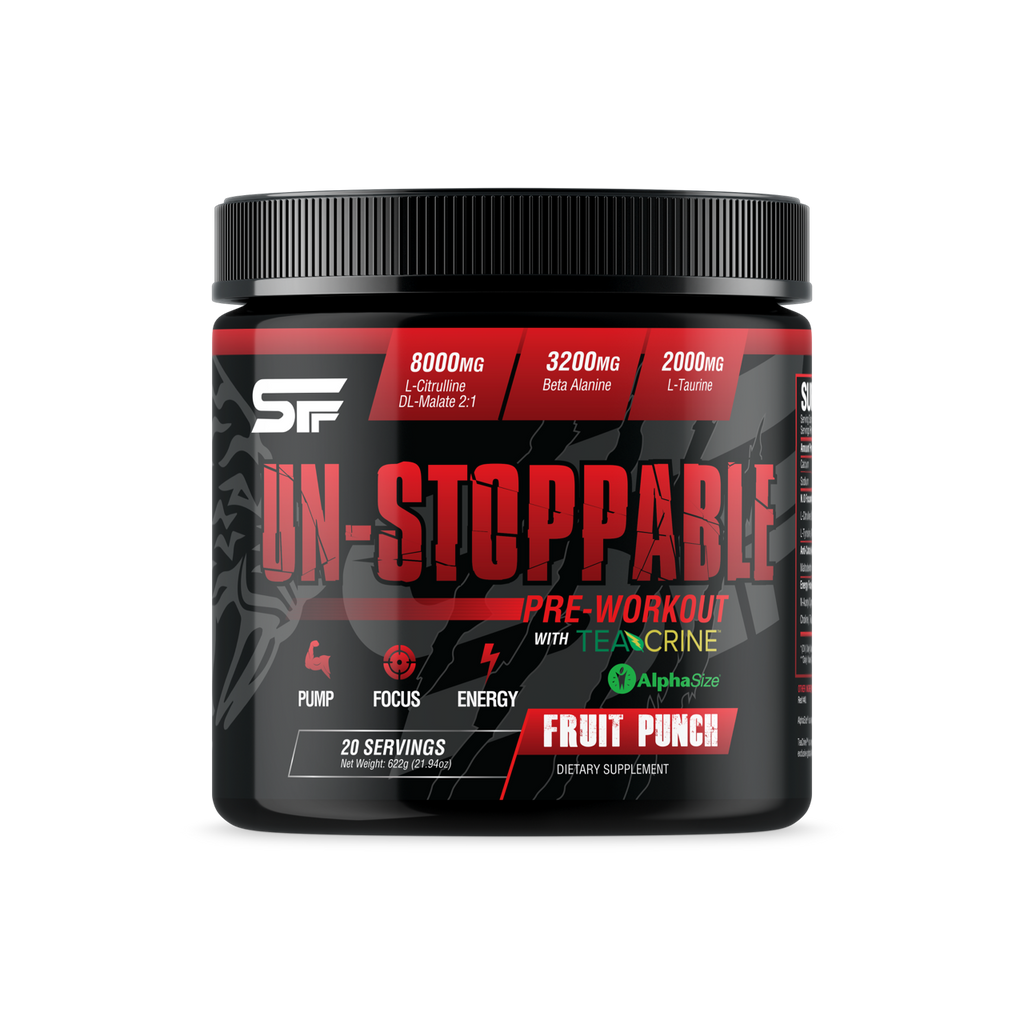 UN-STOPPABLE PRE-WORKOUT