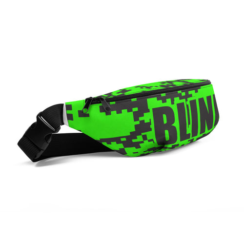 Fanny Pack: Camo Green