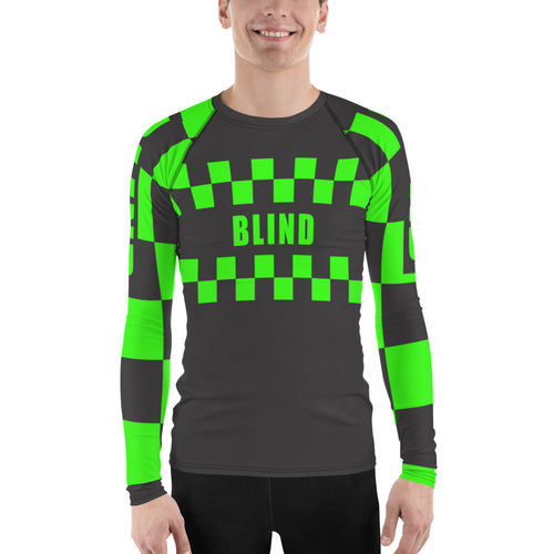 INDY Rash Guard: Green