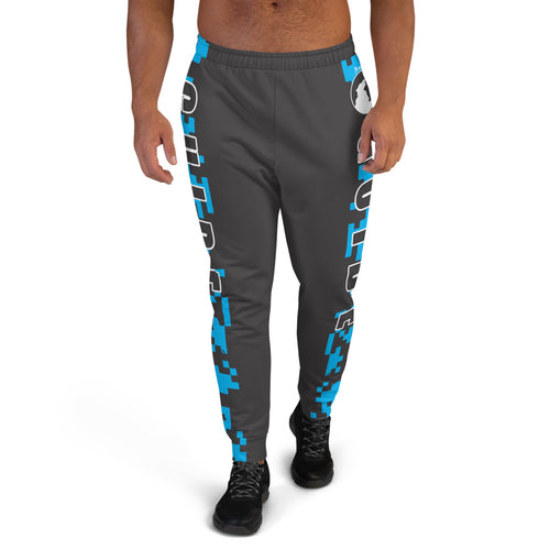 Guide Sweatpants: Camo Blue