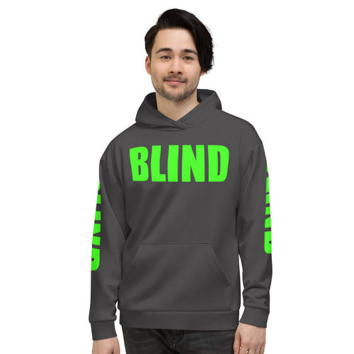 BLIND Only Hoodie: Green
