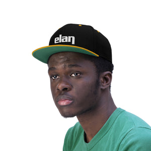 ELAN Unisex Flat Bill Hat