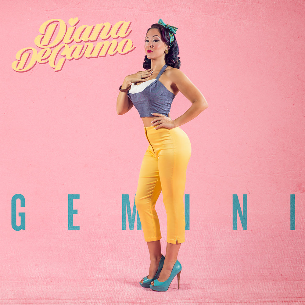 Diana DeGarmo 'GEMINI' Digital Download
