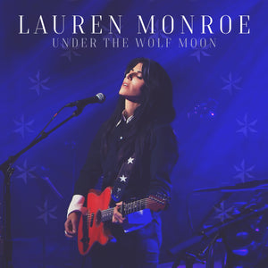Lauren Monroe - Under the Wolf Moon CD