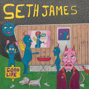 "Seth Jame ""Good Life"" CD"
