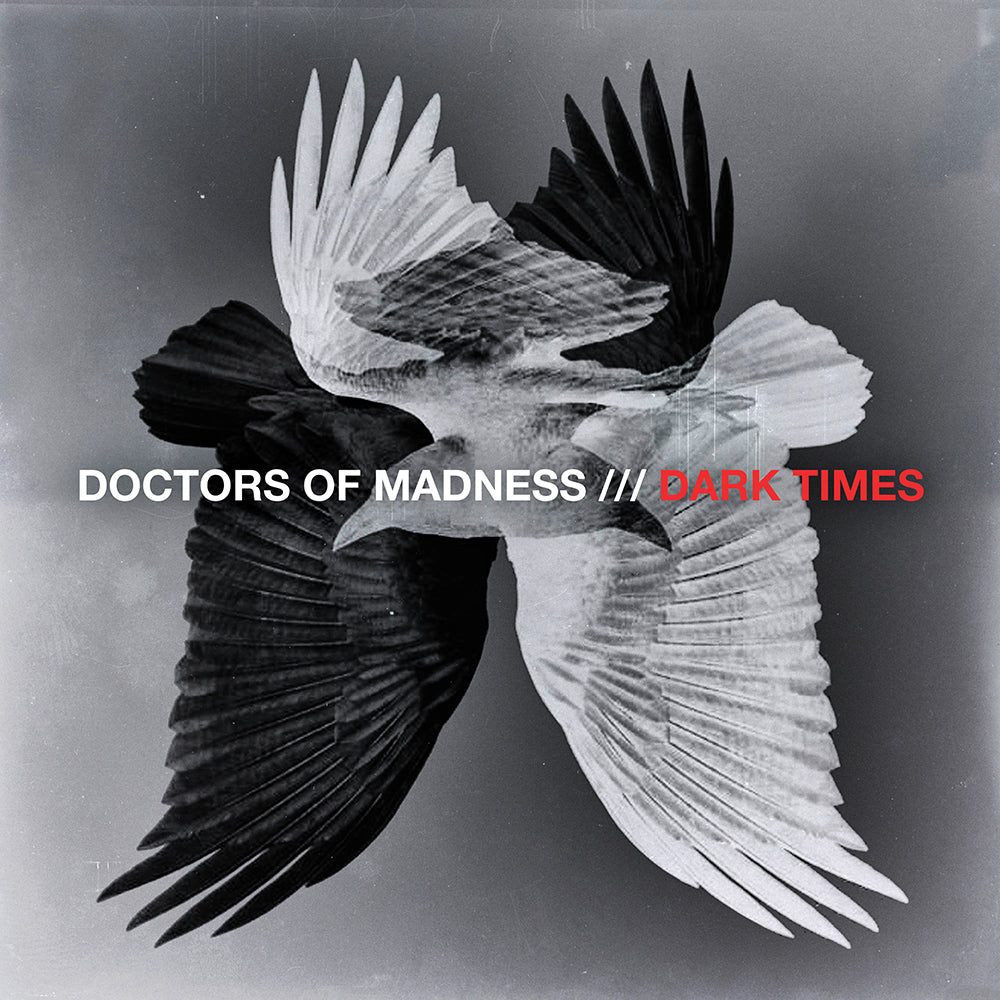 Doctors of Madness 'Dark Times' CD