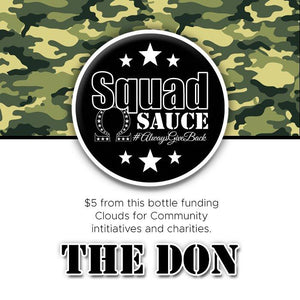 Squad Sauce - The Don E-Liquid Squad Sauce