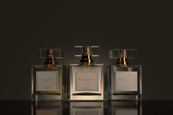 Signature Fragrances London Extrait collection