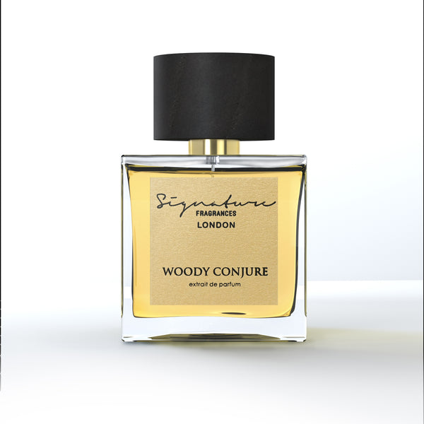 Woody Conjure - Signature Fragrances London