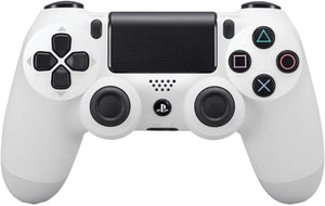 DualShock 4 Wireless Controller (White)