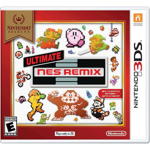 Ultimate NES Remix (Nintendo Selects) - Nintendo 3DS