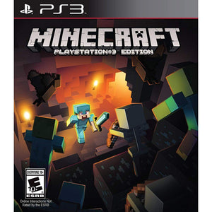 Minecraft (Original Version) - Playstation 3