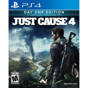 Just Cause 4 (Day One Edition) - Playstation 4