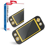 KMD Switch Lite Silicon Protective Case Black for Nintendo Switch Lite Console