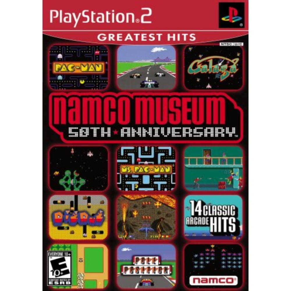 Namco Museum: 50th Anniversary - Playstation 2